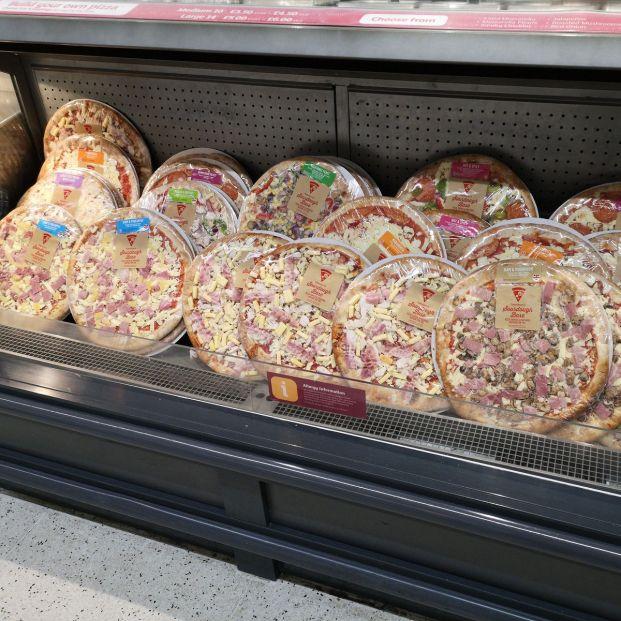 Estas son las mejores pizzas refrigeradas del supermercado, según la OCU