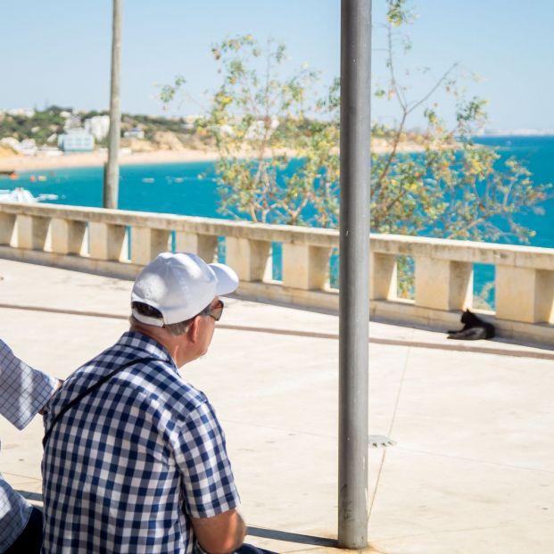 Cuál es la pensión máxima y mínima en Portugal