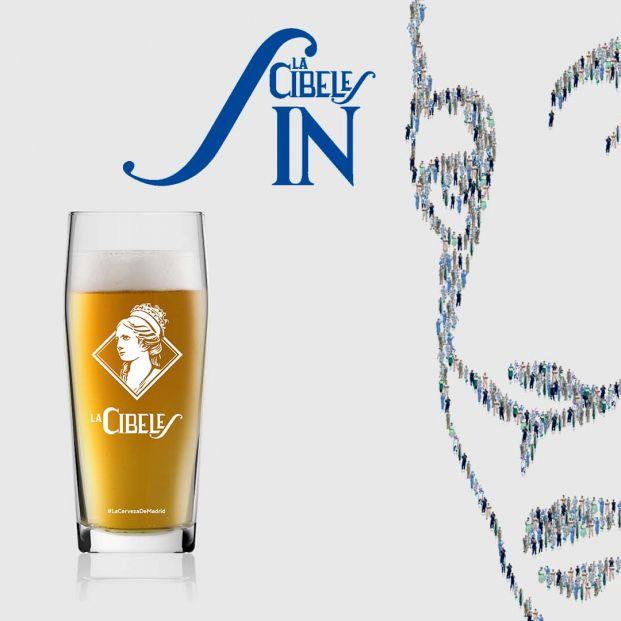 Cerveza (sin alcohol) en homenaje a los sanitarios