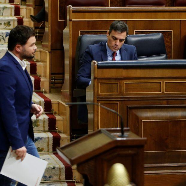 Gobierno y ERC llegan a un acuerdo para la sexta prórroga del estado de alarma