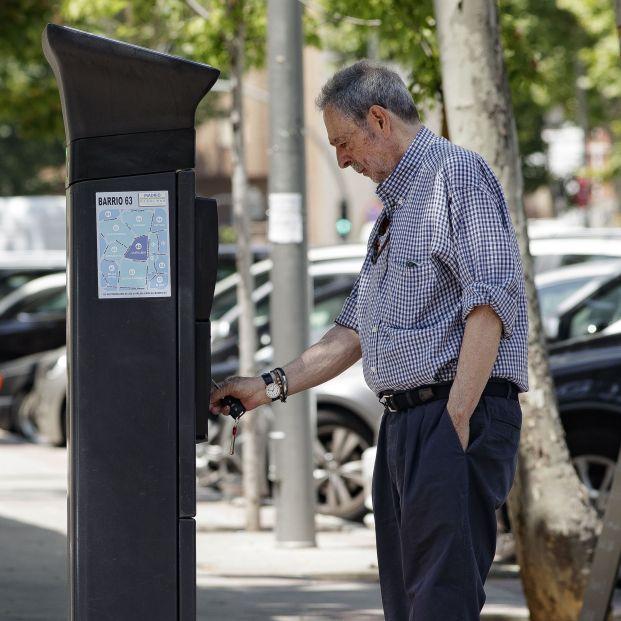 El Servicio de Estacionamiento Regulado (SER) volverá a estar operativo en Madrid desde este lunes