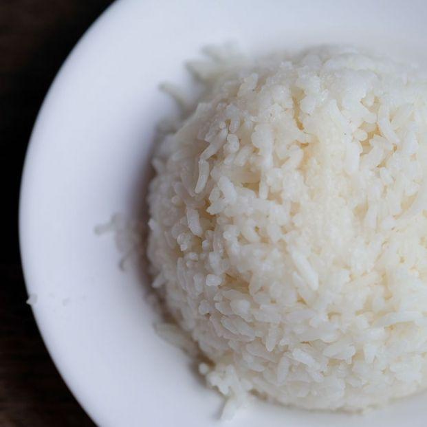 Cómo preparar arroz en el microondas