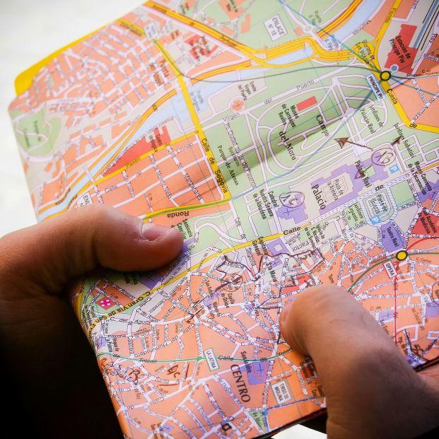 Crean un mapa de rutas para desplazarse en bicicleta basado en la red de Metro de Madrid