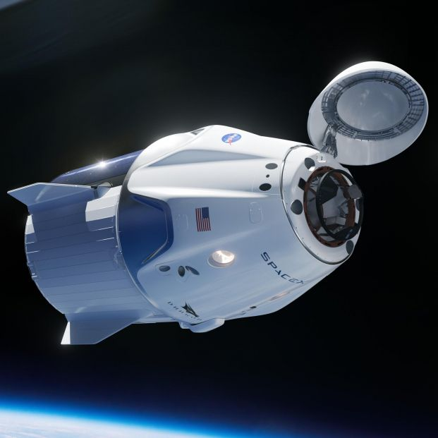 Marte, cada vez está mas cerca: SpaceX Crew Dragon