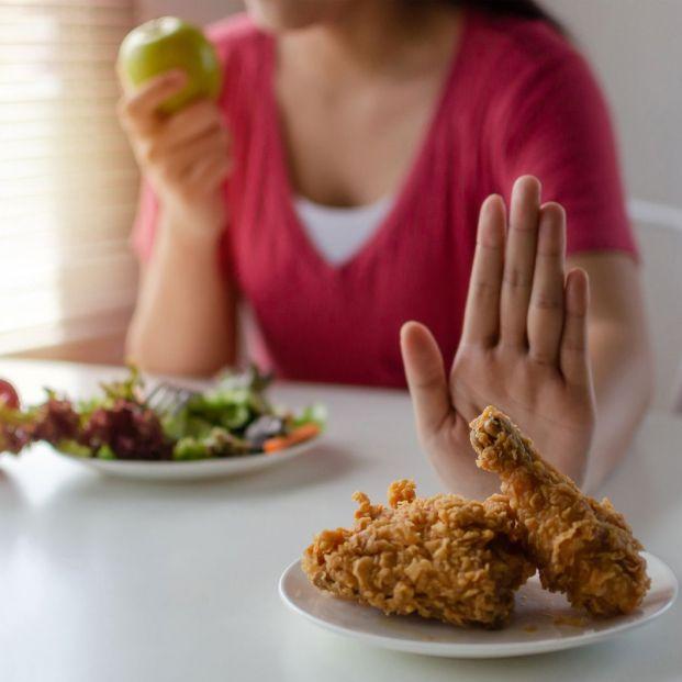 Cómo reducir la ingesta de calorías de una forma sencilla