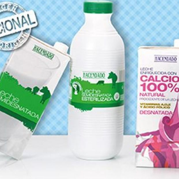 ¿Quién fabrica la leche de la marca Hacendado de Mercadona?