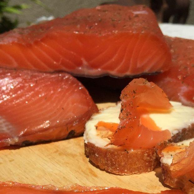 Aprende a marinar un salmón de una forma fácil