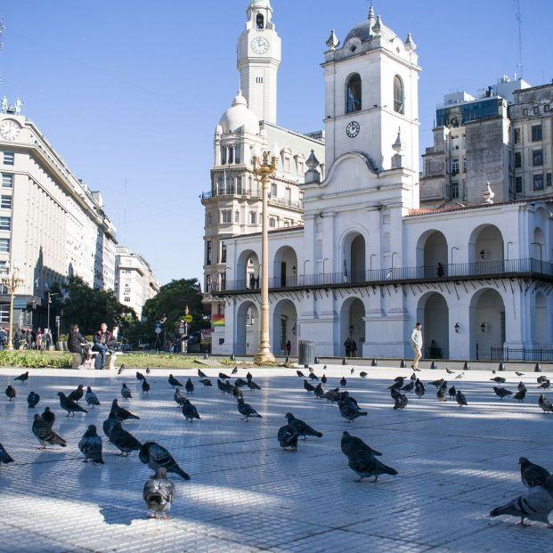 bigstock Buenos Aires City Argentina  362702455