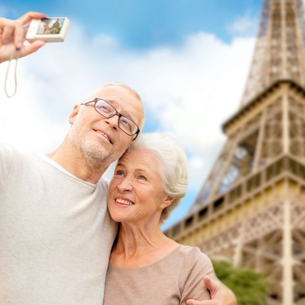 Cuál es la pensión máxima y mínima en Francia