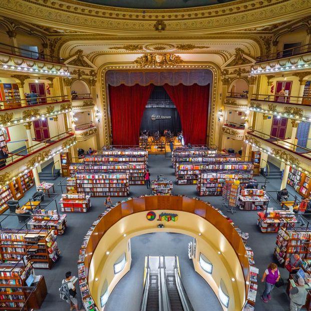 Las librerías más bonitas del mundo