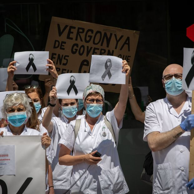 Los sanitarios españoles en primera línea contra el COVID-19, Princesa de Asturias de la Concordia
