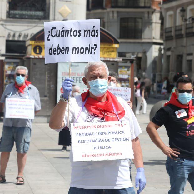 La situación en las residencias preocupa al 84% de los españoles en la segunda ola