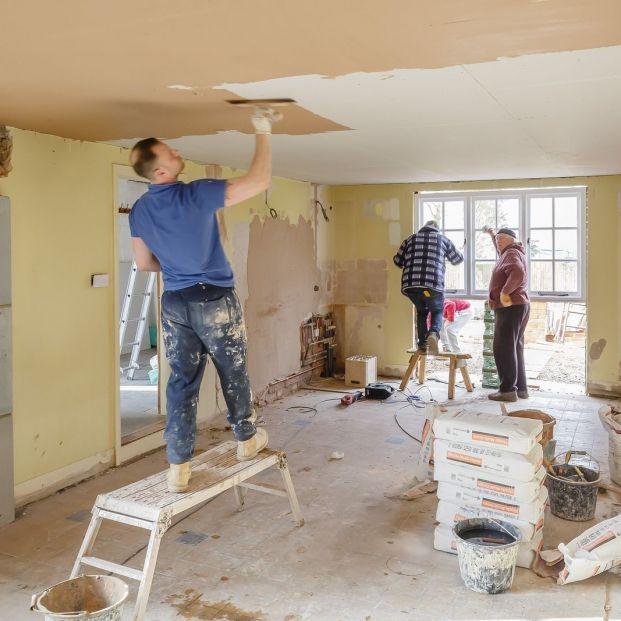 Claves para sobrevivir a unas obras de reforma en casa si no puedes mudarte