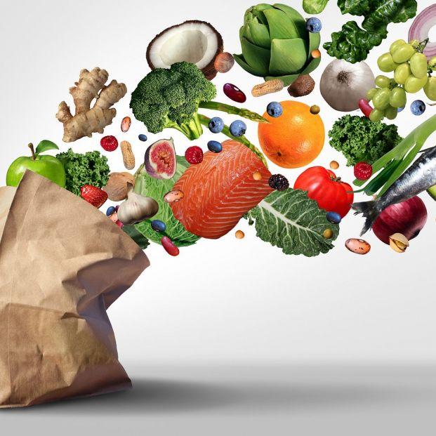 ¿Qué son las gamas de los alimentos?
