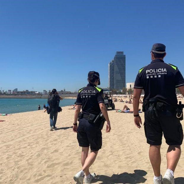 Barcelona controlará el aforo de las playas con videosensores y cámaras