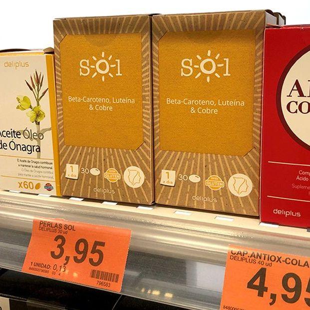 Mercadona cambia la fórmula de sus perlas de sol para prevenir el envejecimiento celular