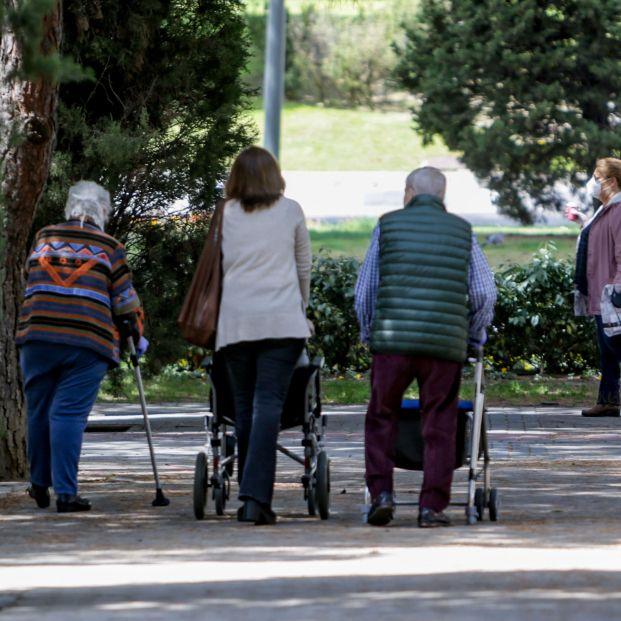 Faltan 86.000 plazas en las residencias de mayores