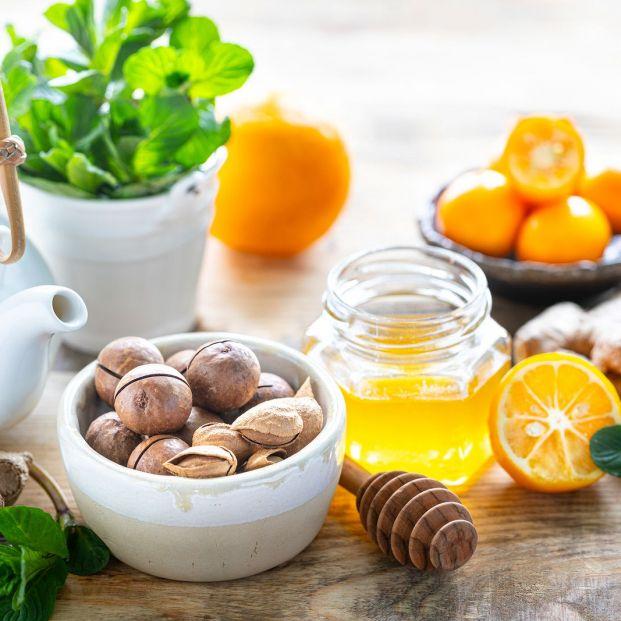 Alimentos para te ayudan a fortalecer tus defensas