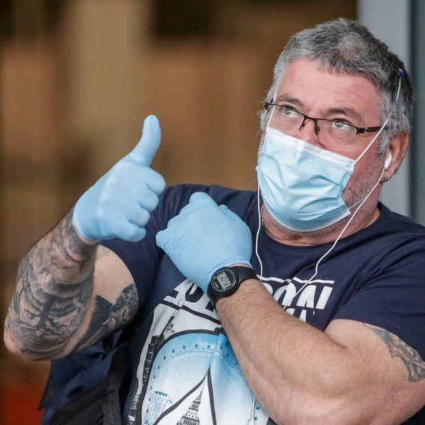 Las 10 buenas noticias del coronavirus de hoy 6 de junio. Foto: Europa Press