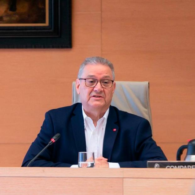 """Díez Merino: """"Las residencias se han convertido en espacios de muerte por la negligencia de gobernantes"""""""