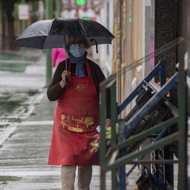 Ten a mano el paraguas: este es el tiempo que nos espera este fin de semana