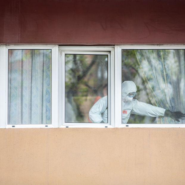 """""""Durante el pico de la pandemia se ha vulnerado el derecho a la vida de los mayores"""""""