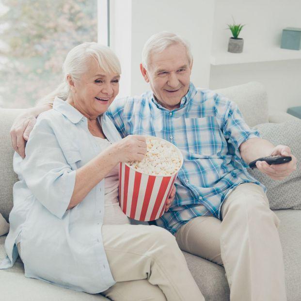Los mayores de 65 años siguen líderes imbatibles en el consumo de televisión