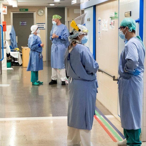 Sale de la UCI el paciente que más tiempo ha estado ingresado en España