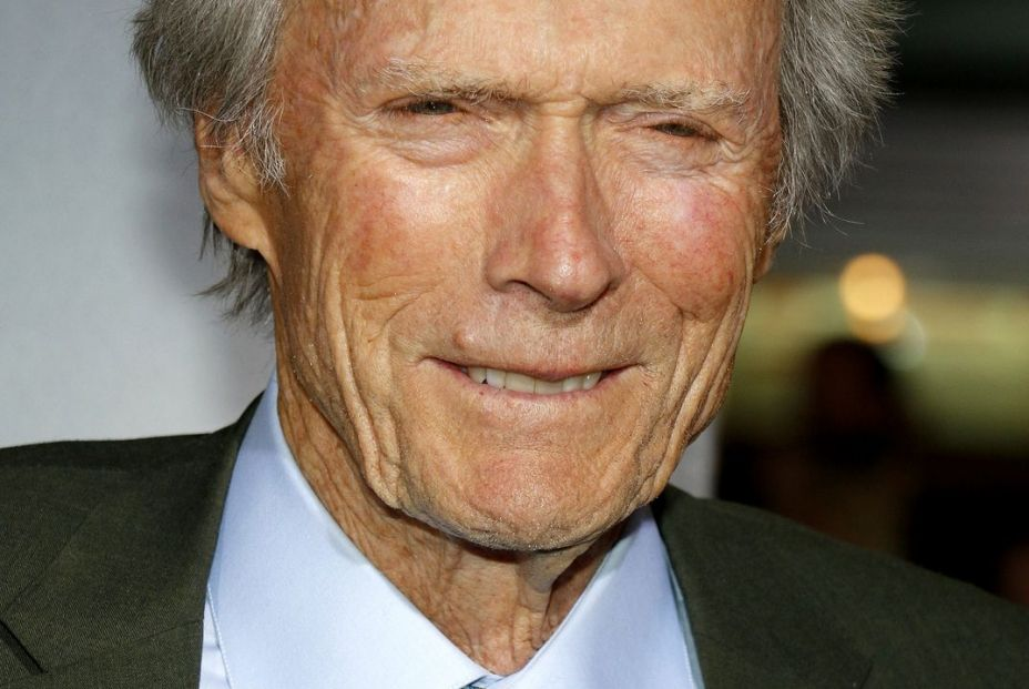 bigstock Clint Eastwood at the World pr 274811782