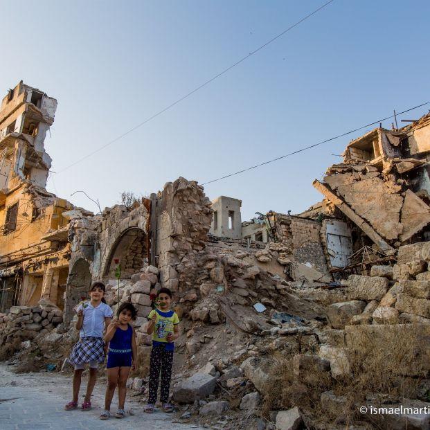 Ocho años de guerra en Siria en ocho datos