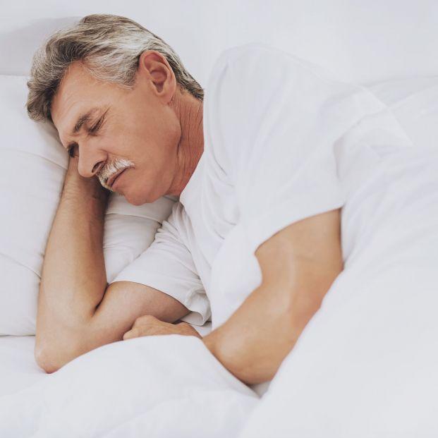 ¿Es normal dormir menos a medida que nos hacemos mayores?