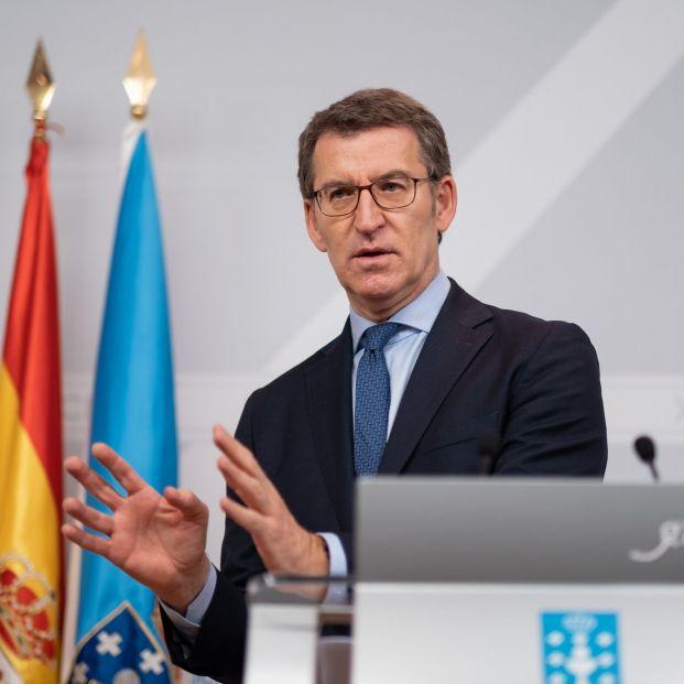 """Galicia, la primera comunidad que entrará en la """"nueva normalidad"""""""