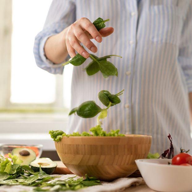 ¿Ensaladas aburridas? Cambia tus ensaladas con estos trucos