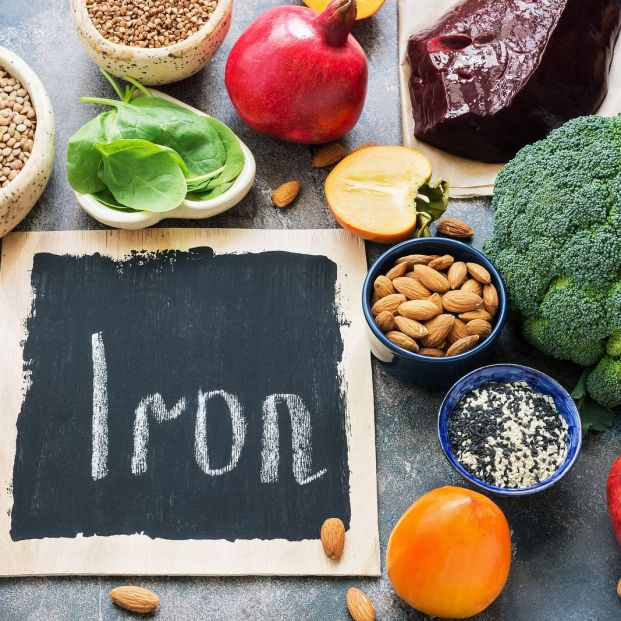 Alimentos ricos en hierro que desconocías