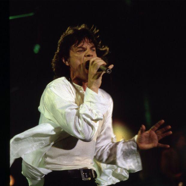 Rockeros eternos: Jagger en un concierto en Washington DC (BigStock)