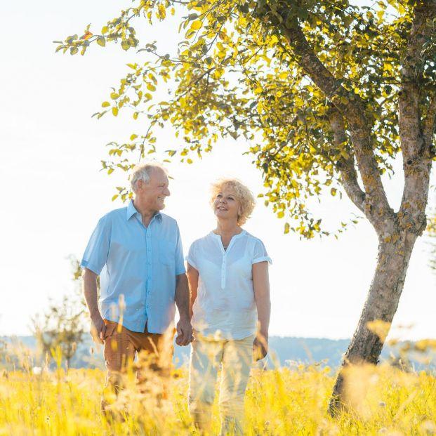 Cómo afecta el estrés a la vista de las personas mayores