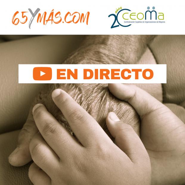 Sigue en directo el webinar 'El futuro de la atención a las personas mayores dependientes'