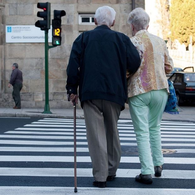 Demografía y envejecimiento. Foto: Europa Press