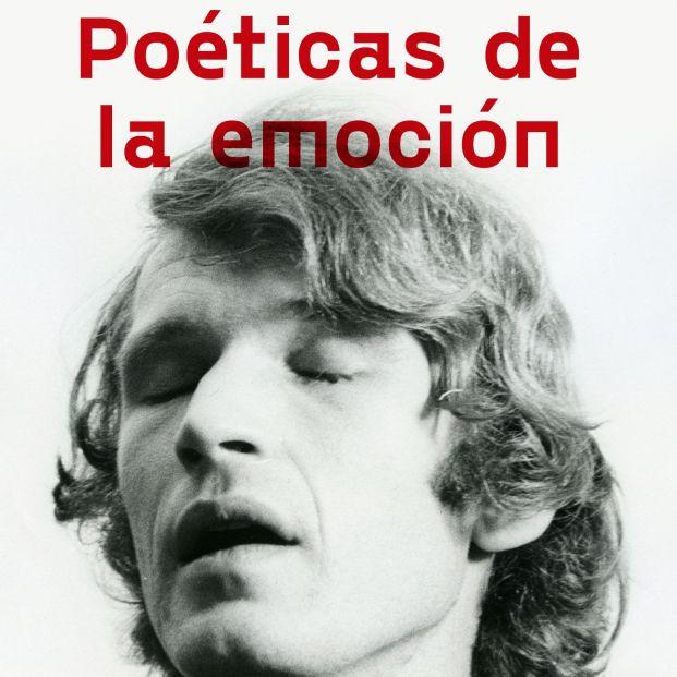 Cartel de la Exposición Poéticas de la Emoción en Caixaforum Barcelona
