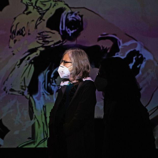 """La Fundació Miró expone 'No me oyes', un """"guión gráfico"""" de la profecía de Casandra"""