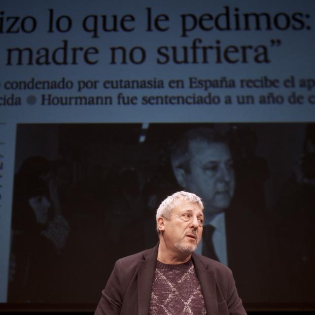 """Marcos Hourmann: """"Provoqué la muerte porque creo en la vida"""""""