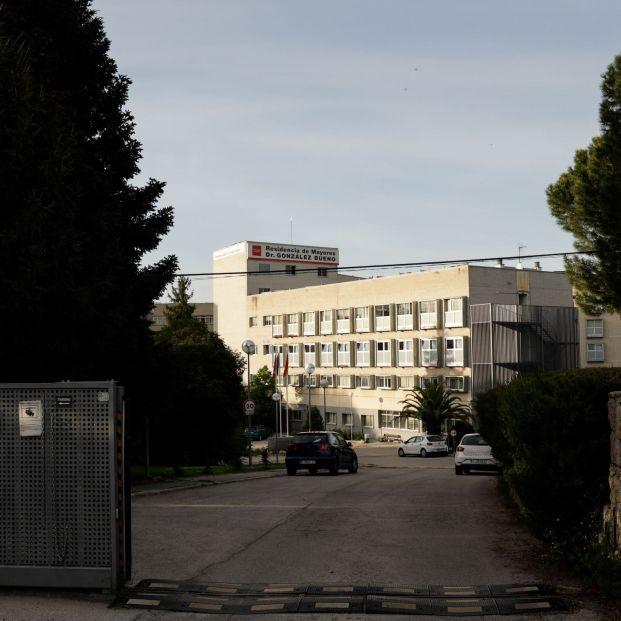 Cerrada a visitas la mayor residencia pública de España por nuevos positivos de Covid-19