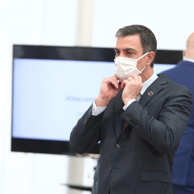 """Sánchez: """"El virus puede volver y sacudirnos en una segunda ola. Tenemos que estar preparados"""""""