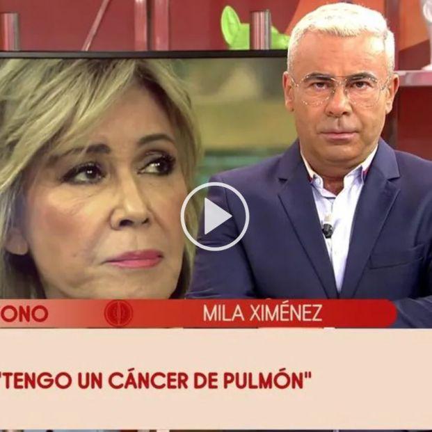 Polémica por la forma en la que 'Sálvame' trató el cáncer de Mila Ximénez