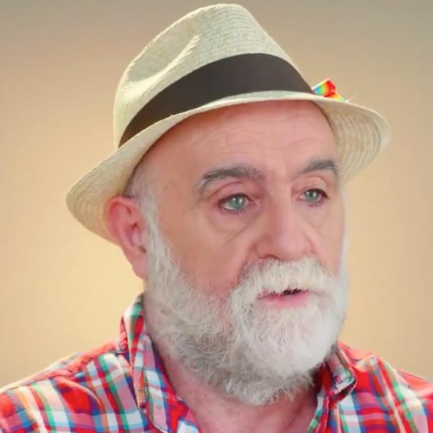 """Mayores LGTBI: """"Ya hemos pasado por otra pandemia, el VIH"""""""