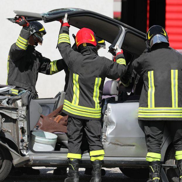 Esta es la respuesta con la que activas a los bomberos en accidentes de tráfico