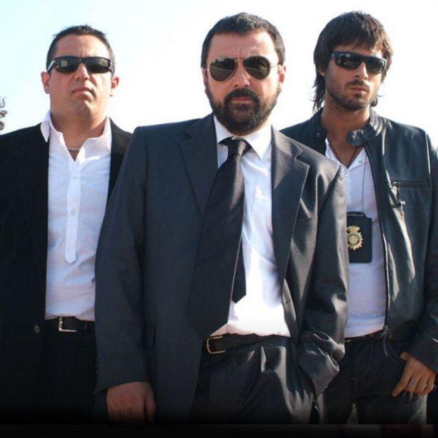 Comienza el rodaje de la nueva temporada de 'Los hombres de Paco'