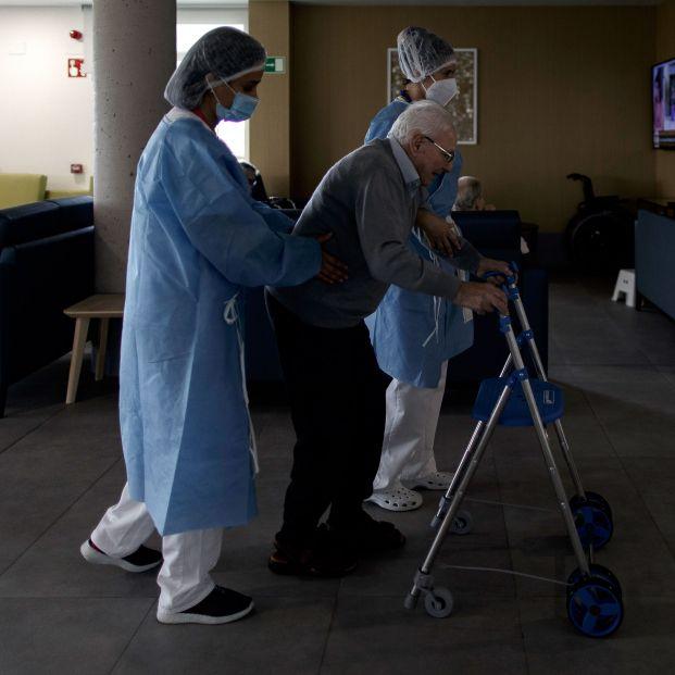 """""""El estado de alarma no se ha acabado en las residencias de mayores"""""""