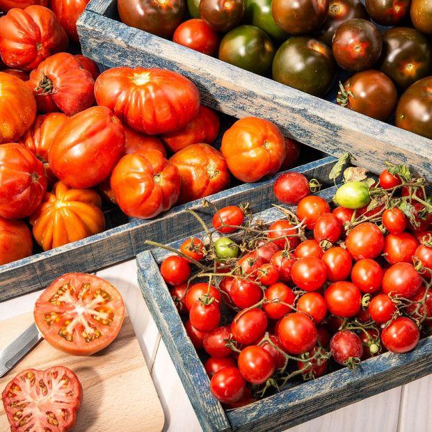Los distintos tipos de tomates y para qué es bueno cada uno