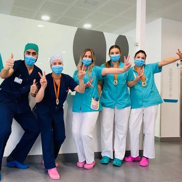 Las 10 buenas noticias del coronavirus de hoy 30 de junio Foto: Europa Press